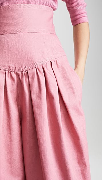 The Marc Jacobs High Rise Culottes