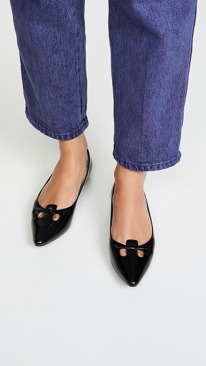 The Marc Jacobs The Mouse Shoe Redux Flats | SHOPBOP