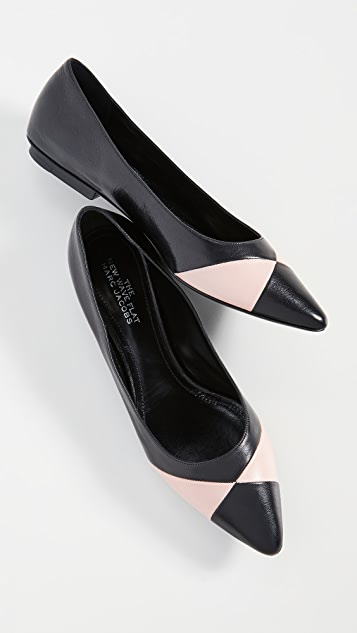 The Marc Jacobs The Wave Flats