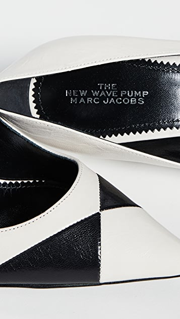 The Marc Jacobs The Wave 浅口鞋