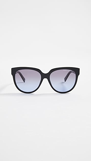 f2ccb458fa Classic Round Acetate Sunglasses
