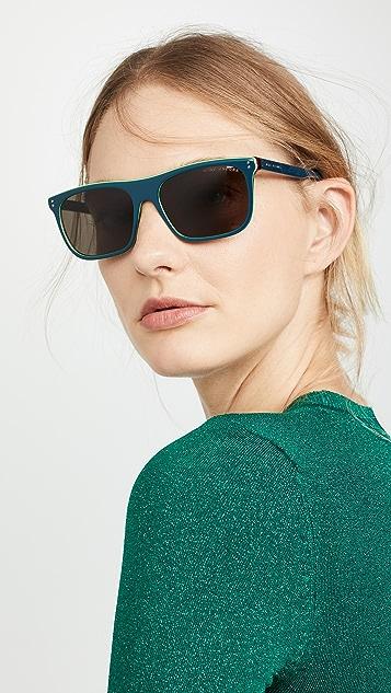 Marc Jacobs Classic Square Sunglasses