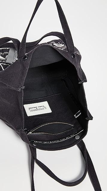Marc Jacobs Объемная сумка с короткими ручками Tag 27