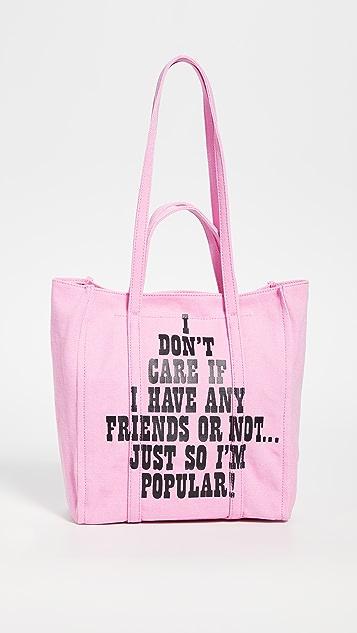 Marc Jacobs Объемная сумка с короткими ручками x Peanuts The Tag 27