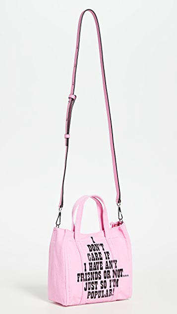 The Marc Jacobs Peanuts x Marc Jacobs The Mini Tag Tote