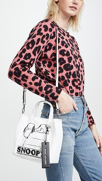 Marc Jacobs Объемная сумка с короткими ручками Tag