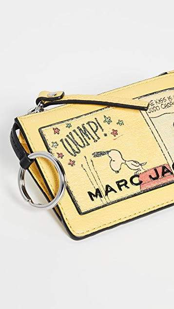 Marc Jacobs Кошелек на молнии сверху Multi