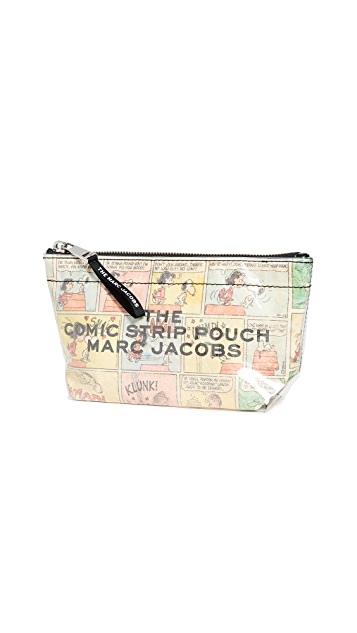 The Marc Jacobs x Peanuts 大号化妆包