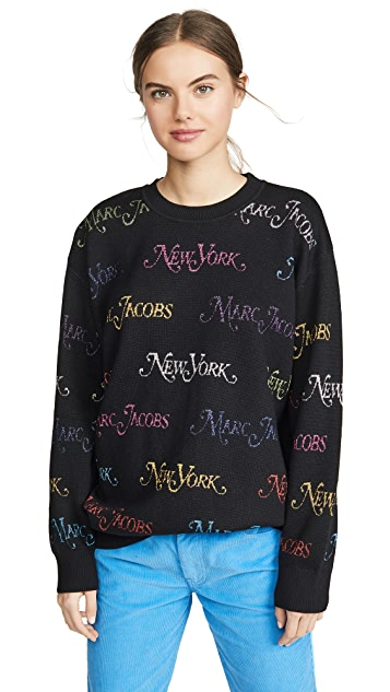 Marc Jacobs The Logo Sweater