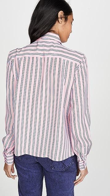 Marc Jacobs Шелковая рубашка
