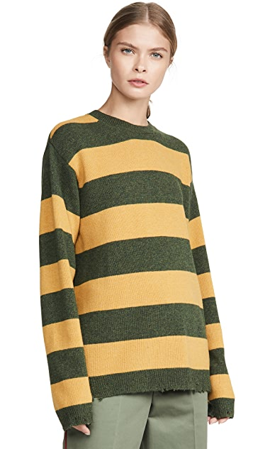 The Marc Jacobs The Grunge Sweater