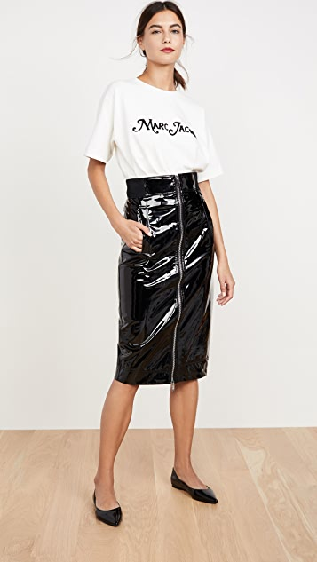 The Marc Jacobs The Pencil Skirt