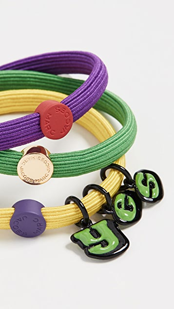 The Marc Jacobs The Yes Hair Elastics