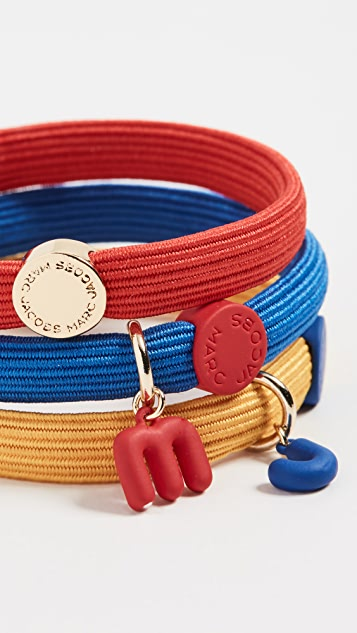 Marc Jacobs The MJ Hair Elastics