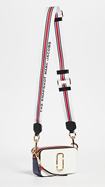 The Marc Jacobs Sport Stripe Webbing Strap
