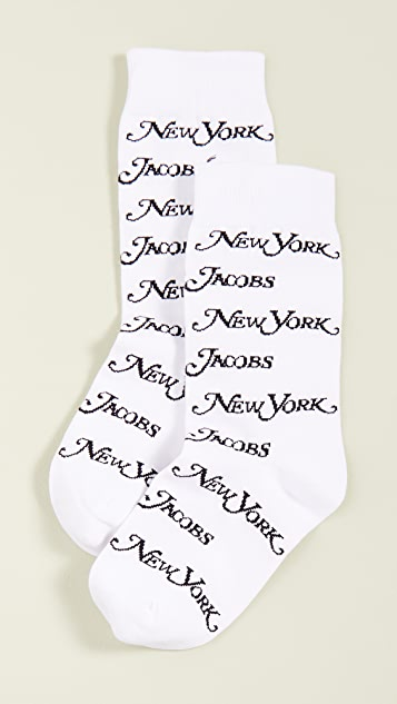 Marc Jacobs The Logo Socks