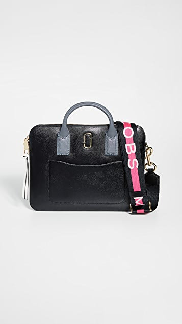 The Marc Jacobs 13' 电脑通勤包