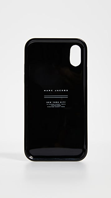 The Marc Jacobs iPhone XR Case
