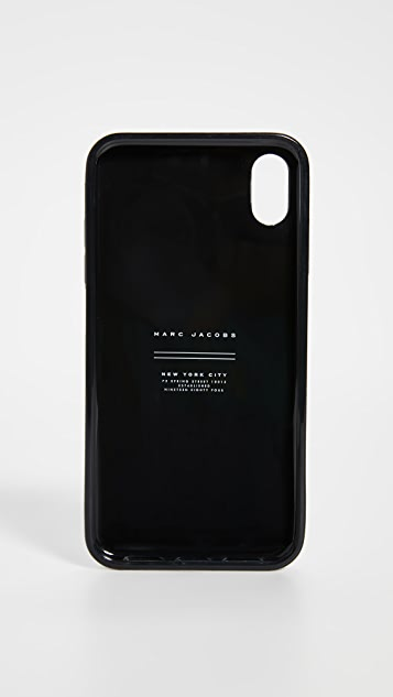 The Marc Jacobs iPhone XS Max 手机壳