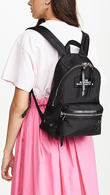 The Marc Jacobs 中号双肩包