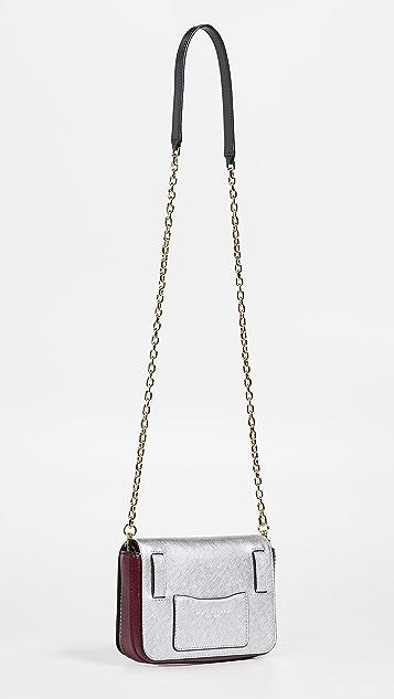 Marc Jacobs Поясная сумка-трансформер M/L Hip Shot