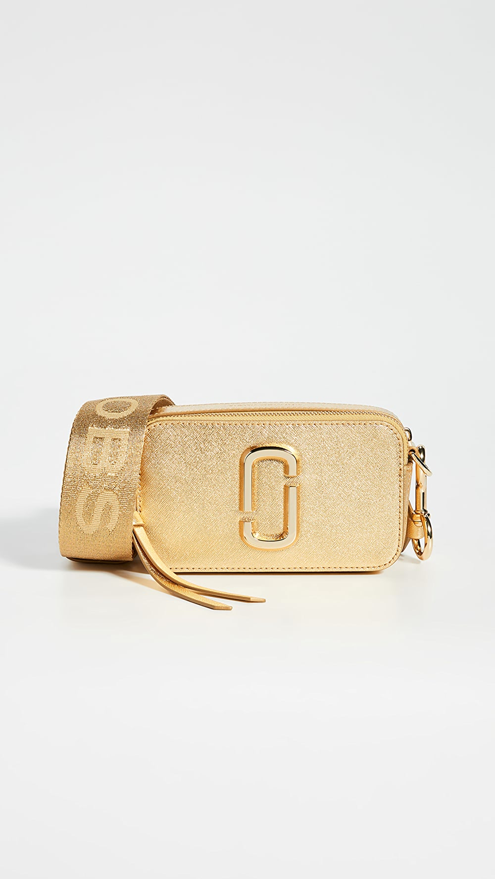 Cheap Sale The Marc Jacobs - Snapshot Dtm Metallic Camera Bag Bright Luster