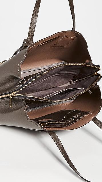 Marc Jacobs Объемная сумка с короткими ручками Editor 38