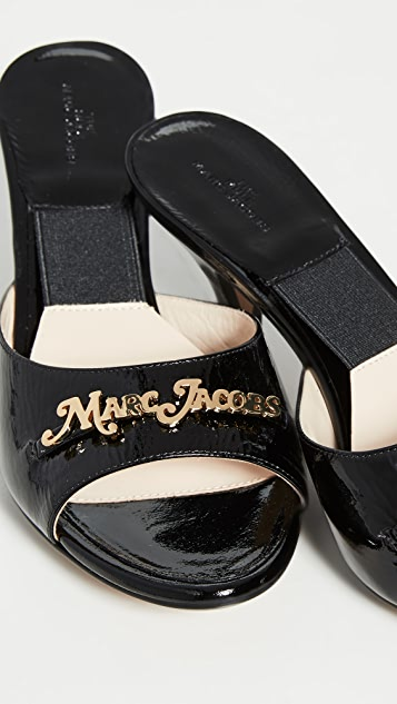The Marc Jacobs The Kitten Heel Mules