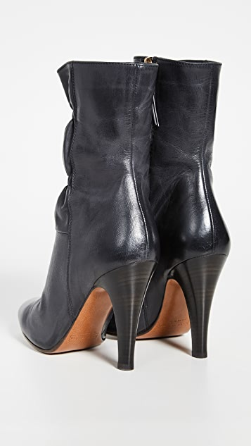 Marc Jacobs Short Scrunch 100mm Boots