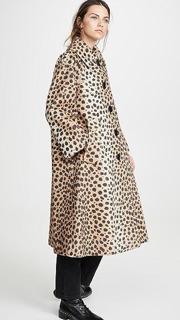 Marc Jacobs Пальто на пуговицах
