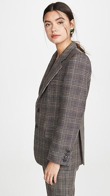 Marc Jacobs Блейзер с узкими лацканами