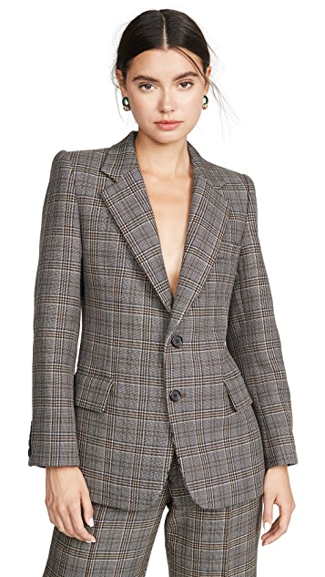 Marc Jacobs Notched Lapel Blazer