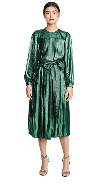 Marc Jacobs Pleated Dress
