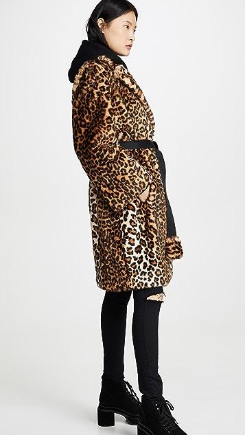The Marc Jacobs The Faux Fur Coat