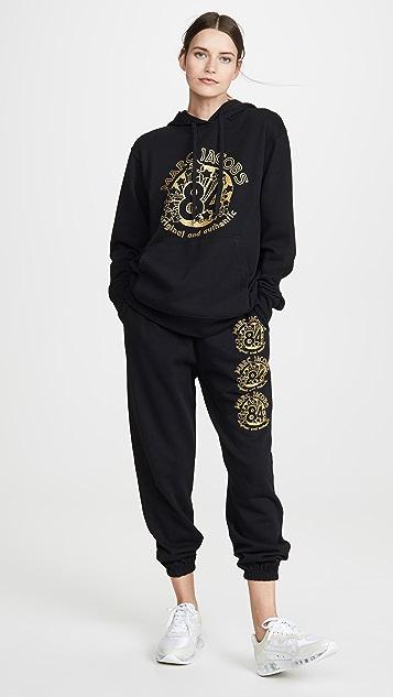 Marc Jacobs 黑色连帽上衣