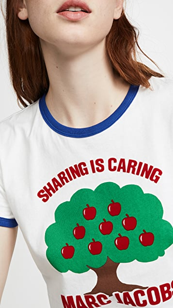 Marc Jacobs The Ringer T 恤