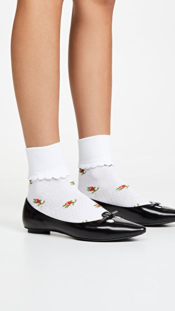 The Marc Jacobs The Pointelle Socks