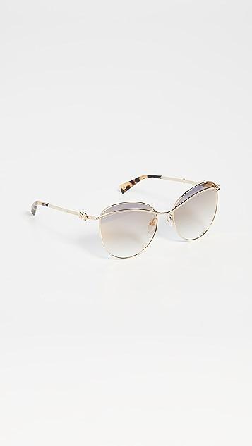 Marc Jacobs Солнцезащитные очки «кошачий глаз»