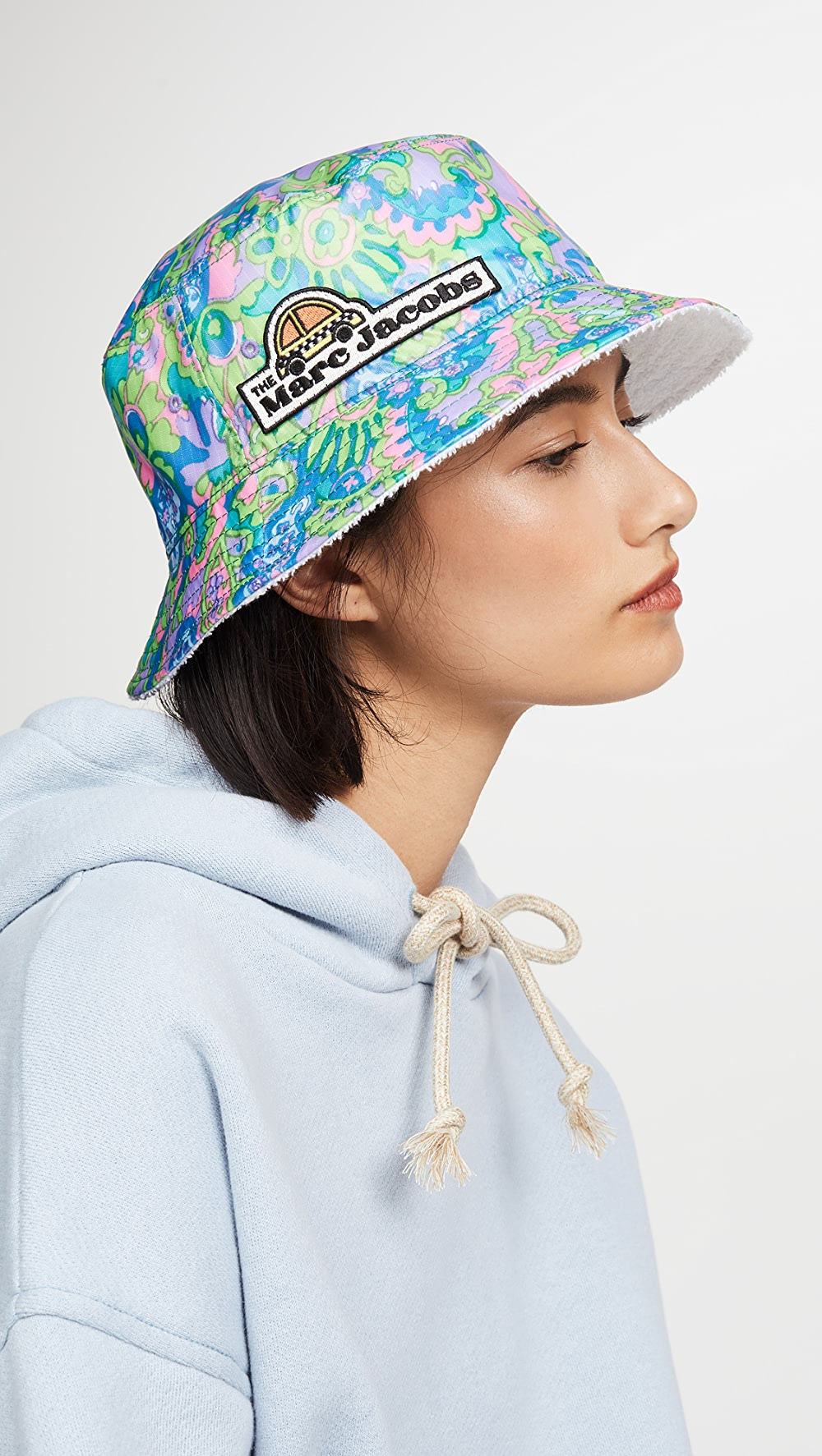 Cooperative The Marc Jacobs - The Bucket Hat Clear-Cut Texture