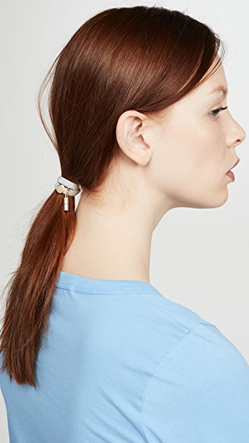 The Marc Jacobs The Hair Elastics Charms
