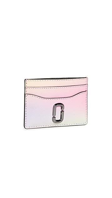 The Marc Jacobs Snapshot Airbrushed Card Case
