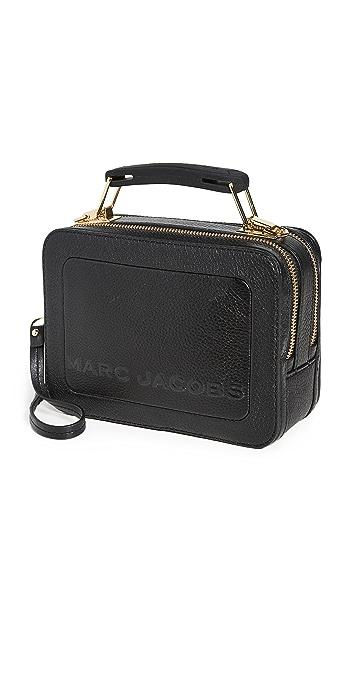 The Marc Jacobs The Box 20 Bag - Black