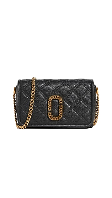 The Marc Jacobs Flap Crossbody Bag
