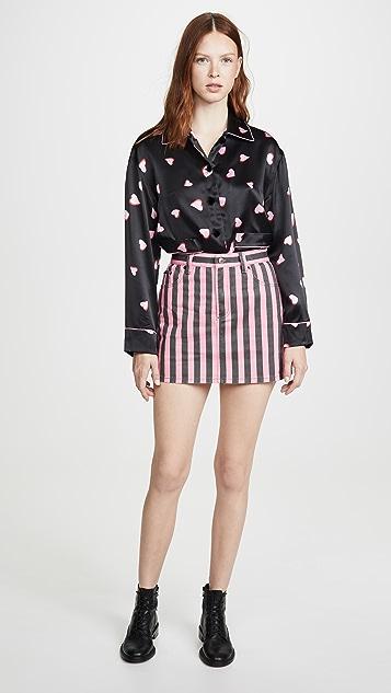 Marc Jacobs Пижамная рубашка