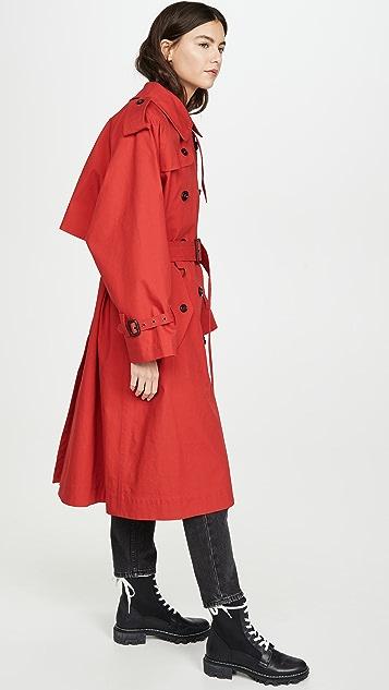 Marc Jacobs Пальто-тренч
