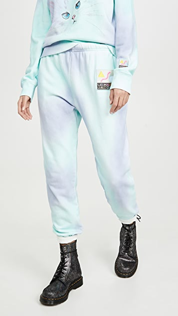 The Marc Jacobs The Airbrushed Gym Pants