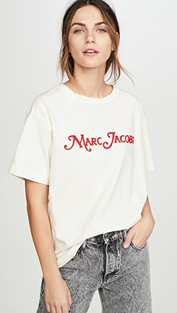 The Marc Jacobs The Logo Tee