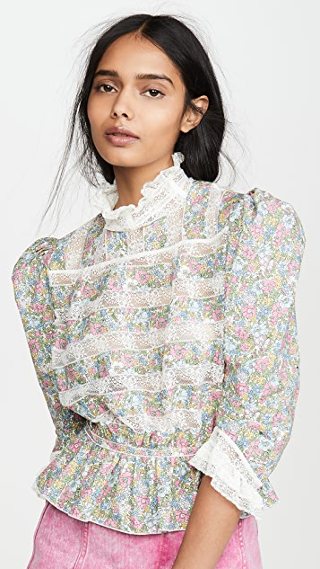 The Marc Jacobs The Victorian Blouse
