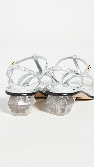 The Marc Jacobs The Gem Sandals 40mm