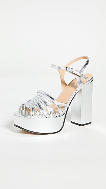 The Marc Jacobs The Glam Sandals